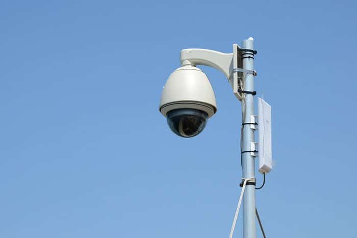 Redes sem fio para CFTV