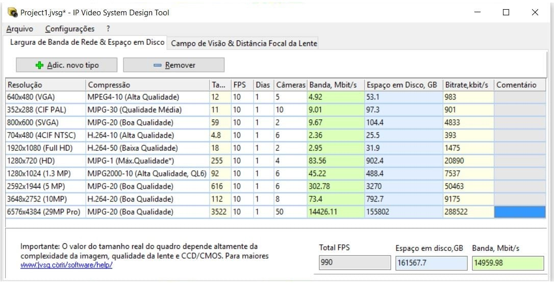 Fabuloso Software para projetos de CFTV - Aprenda CTFV.com CR49