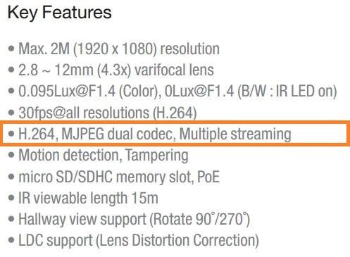 Múltiplos streamings de vídeo