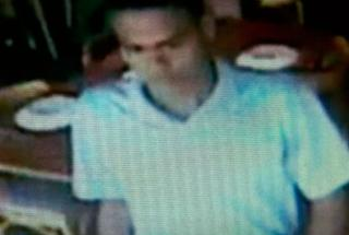 Assaltante do restaurante em Salvador