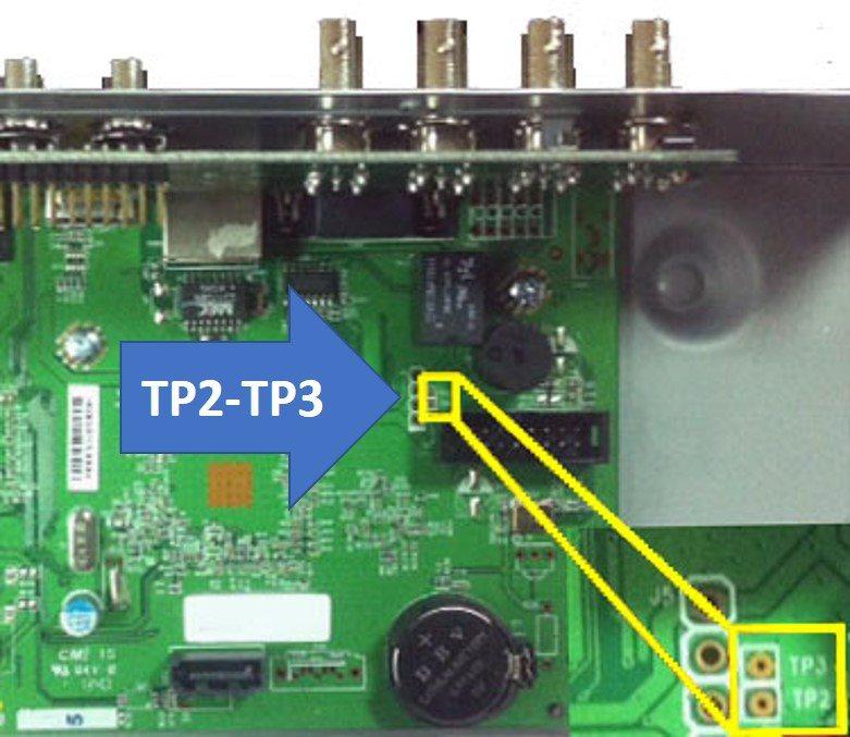 Como recuperar senha do DVR Intelbrás, Luxvision H 264