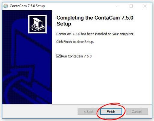 Instalando o software para câmera espiã 04