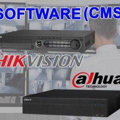Software para DVR Hikvision e Dahua
