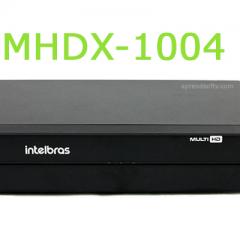 DVR Multi HD da Intelbras MHDX-1004