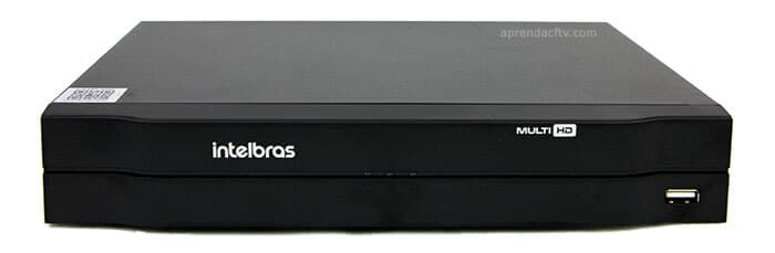 DVR Intelbrás Multi HD MHDX 1004