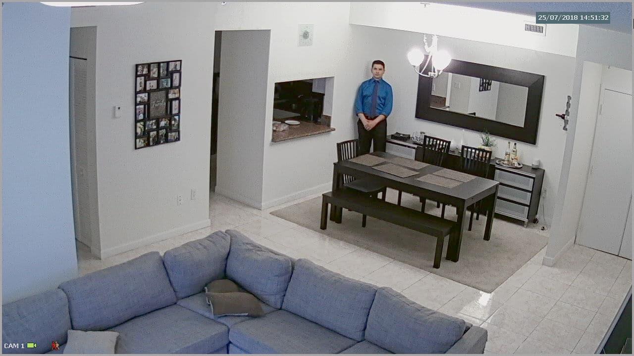 Imagem da câmera VHD-1010-B-no-apartamento