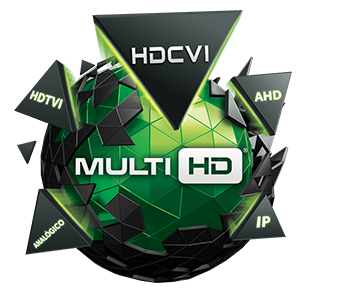 Multi HD da Intelbras