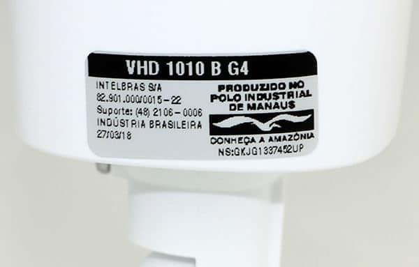 VHD 1010 produzida em Manaus