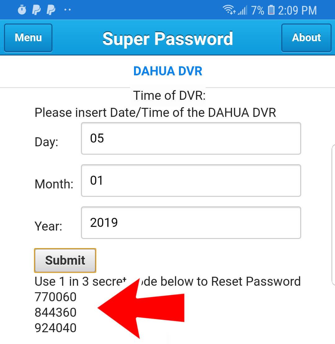 Como resetar DVR Dahua (para recuperar a senha) - Aprenda