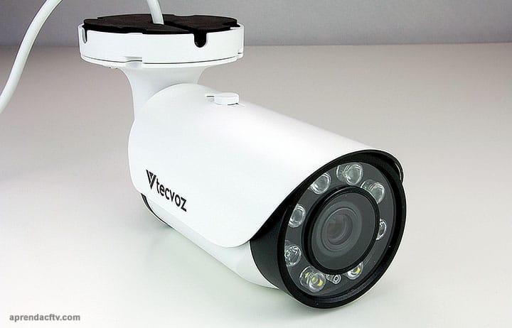 Câmera Bullet IP TV-ICB206v da TecVoz