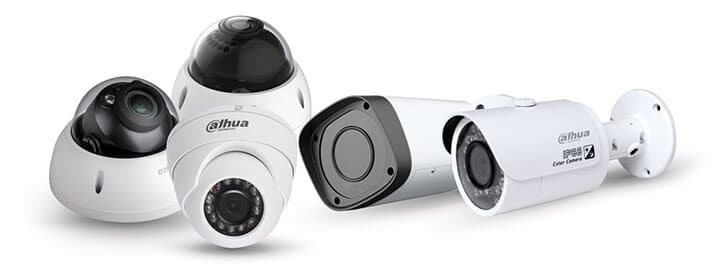Câmeras HDCVI