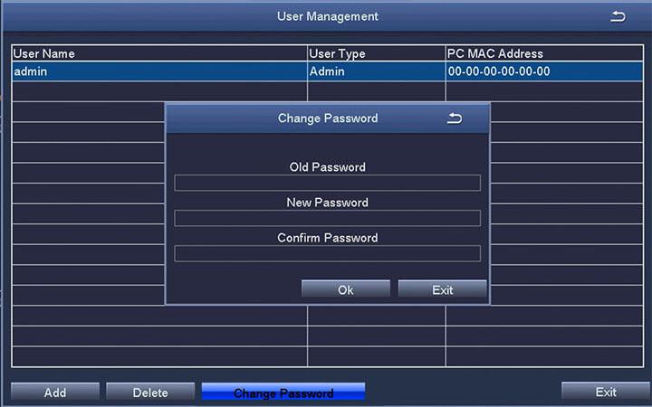 Zosi User Management