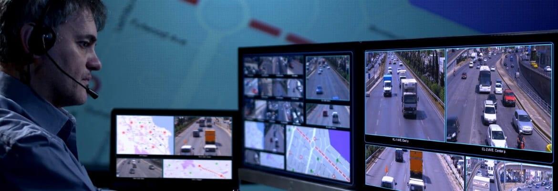 Operador de câmeras de vigilâncias