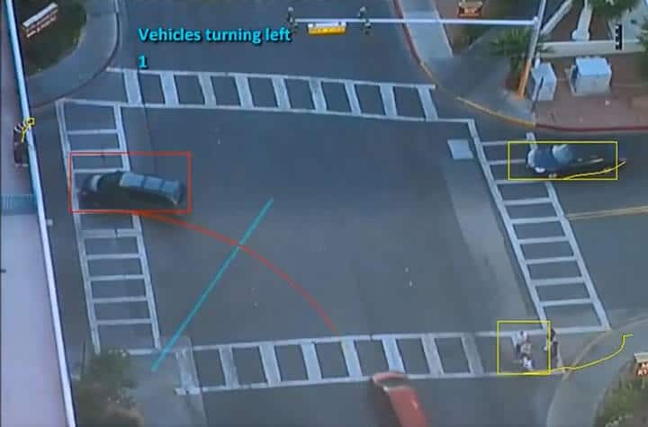 Análise de vídeo avançada - Rastreamento de veículos