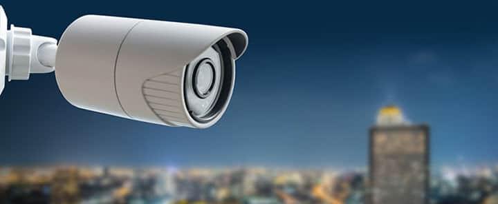 Câmera de CFTV