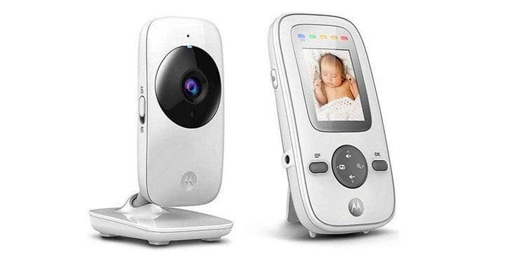 Baba eletrônica Motorola