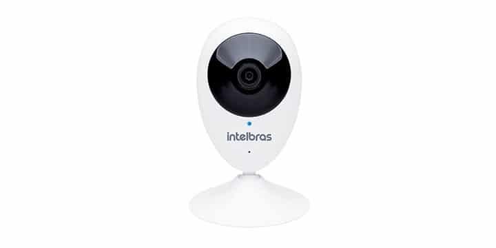 Câmera de segurança IC3 Intelbras