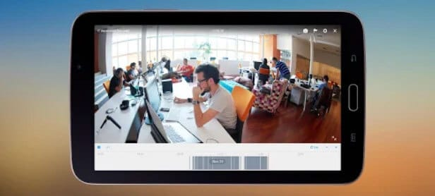Ivideon - App para câmera de segurança