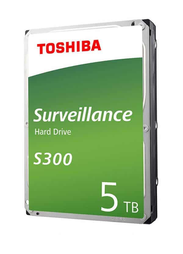 Surveillance Hard Drive Toshiba S300