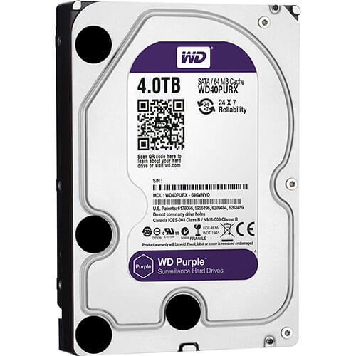 HD Purple da Western Digital