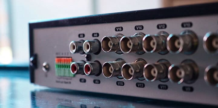 Gravador de CFTV (DVR)