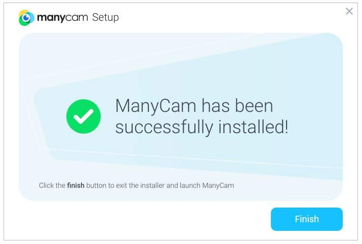 ManyCam installation