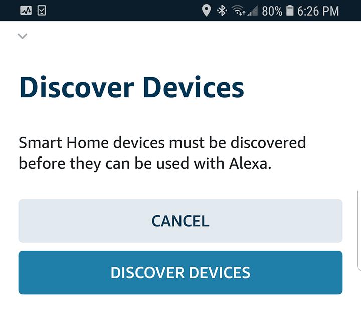 Descobrir dispositivos da Reolink