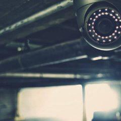 Câmera de segurança pode gravar áudio ?