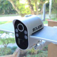 Soliom-Camera-installed