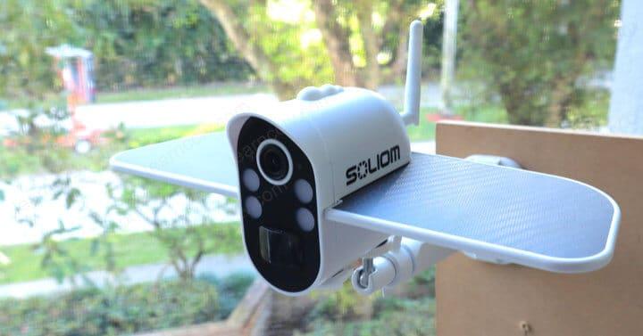 Câmera Soliom S100