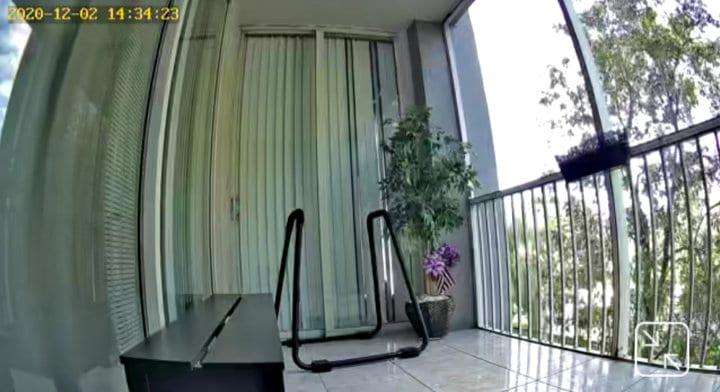 Soliom Camera - Qualidade durante o dia