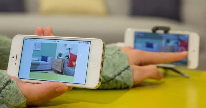 Manything App para converter celular em câmera de segurança